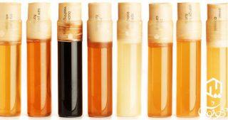 انواع رنگ عسل طبیعی
