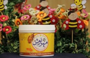 عسل استاندارد 1 کیلویی در کارتن 6 تایی